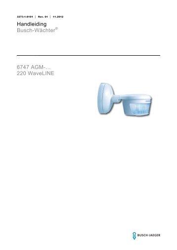 220 WaveLINE - BUSCH-JAEGER Katalog