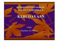 bab4-kebudayaan - Suyatno, Ir., MKes