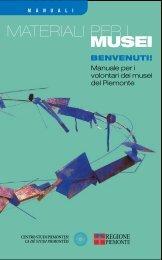 MATERIALI PER I - Centro Risorse Beni Culturali - Fondazione ...