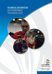 Technical description automobile technology