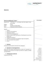 Møde nr. 1 - Forskningsplatformen