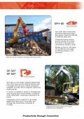 SHeet Piler anD eXCaVatOr - Movax - Page 3