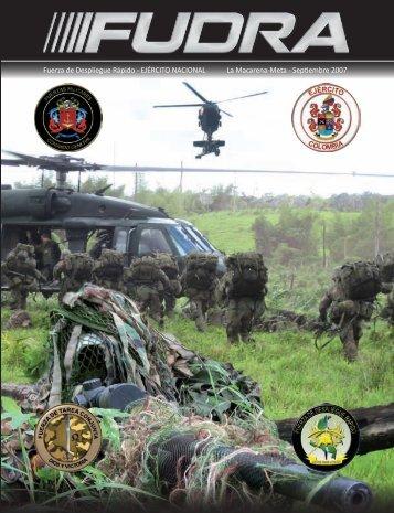 fudra - Comando General de las Fuerzas Militares