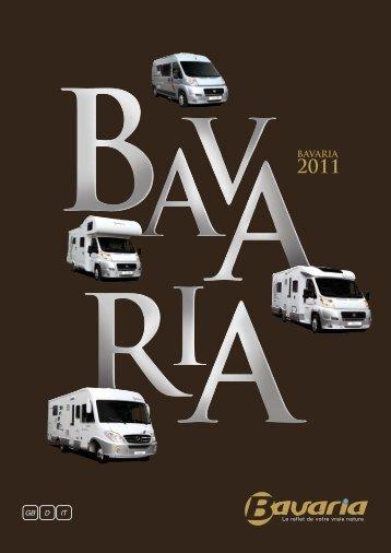 BAVARIA - AD Motorhomes