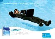 AUTOSALT® - POOL TECHNOLOGIE