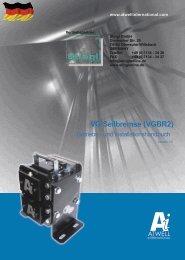 VG Seilbremse - Stingl GmbH