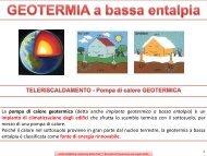 geotermia a bassa entalpia - Currarini.eu