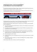 Anfahrtsplan zur Honda Akademie - Page 4
