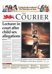 2nd November (Issue 1197) - The Courier