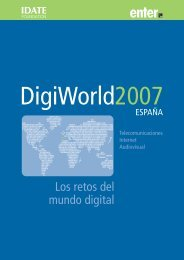 DigiWorld2007 - Grupo de Tecnología Educativa