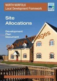 Site Allocations (Villages) - North Norfolk District Council
