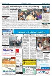 ÄRZTEHAUS AM BEHRINGPLATZ - Gewerbeverein Friesenheim e.V.