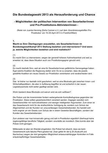 04 Bundestagswahl - Dona Carmen e. V.
