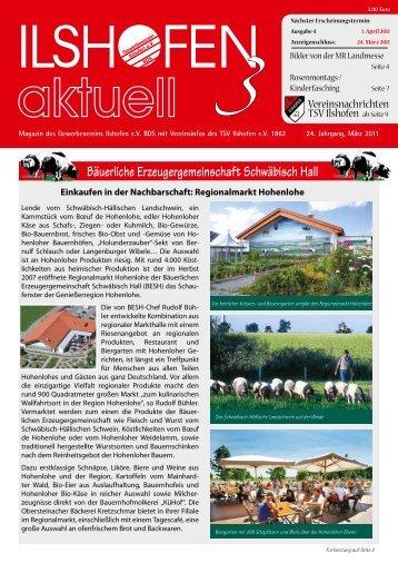 Bäuerliche Erzeugergemeinschaft Schwäbisch Hall