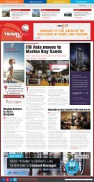 ITB Asia moves to Marina Bay Sands - Travel Daily Media
