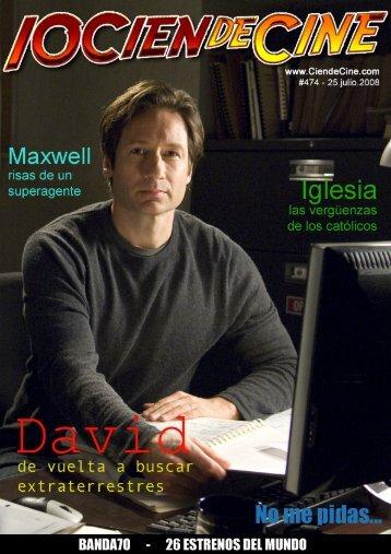 X-Files: creer es la clave - Cien de Cine