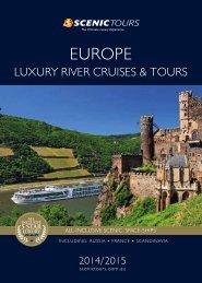 EUROPE - Scenic Tours