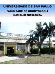 UNIVERSIDADE DE SÃO PAULO - Faculdade de Odontologia - USP