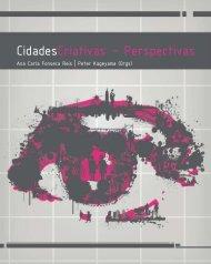 cidadescriativas – perspectivas - Comunicação - São Paulo Turismo