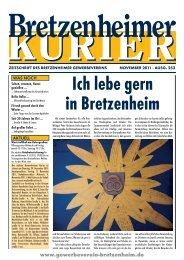 ZEITSCHRIFT DES BRETZENHEIMER GEWERBEVEREINS ...