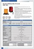 Optische Signalgeber - IKS-Sottrum - Seite 7