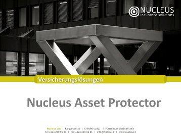 Nucleus Asset Protector - Nucleus Life AG