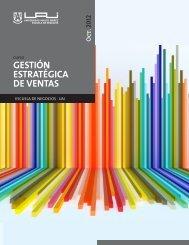 GESTIÓN ESTRATÉGICA DE VENTAS - Universidad Adolfo Ibañez