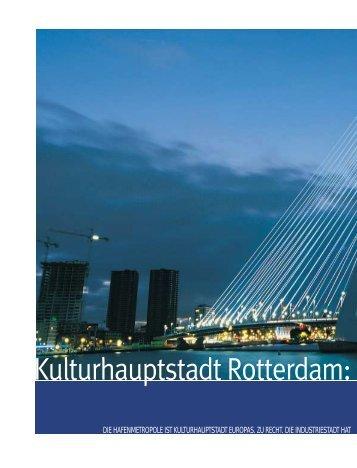 Kulturhauptstadt Rotterdam: