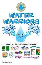 Water Warriors Activity Booklet - Colorado Springs Utilities