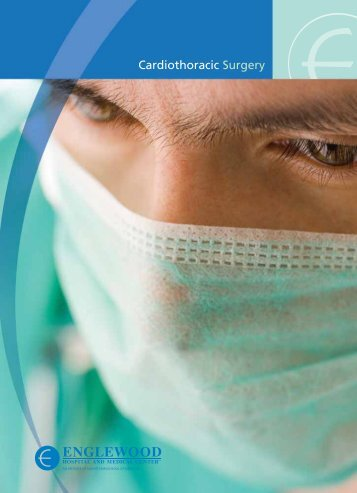Cardiothoracic Surgery - Englewood Hospital and Medical Center