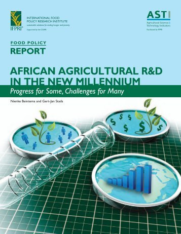 African Agricultural R&D in the New Millennium - International Food ...