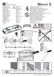 Xcomfort CDAE-01/01 - Moeller
