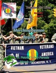 March 2013 - Vietnam Veterans of America - Chapter 20