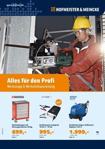 Azubi- Initiative 2011 - Hofmeister & Meincke