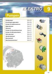 ELEKTRO Pumpen - Gev Kft