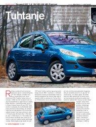KT Peugeot 207 1.6.indd - Avto Magazin