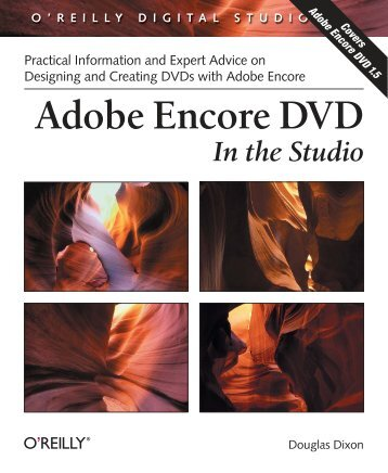 Adobe Encore DVD In the Studio - O'Reilly Media