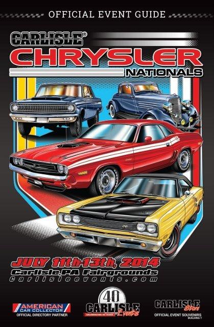2014 Carlisle Chrysler Nationals