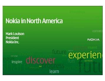 MVNOs - Nokia
