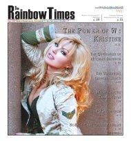 AUG. 2009 - The Rainbow Times