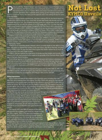 Not Lost - Skagit Powersports
