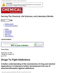 Drugs To Fight Addictions