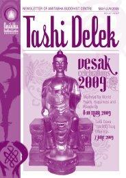 MAY/JUN 2009 - Amitabha Buddhist Centre