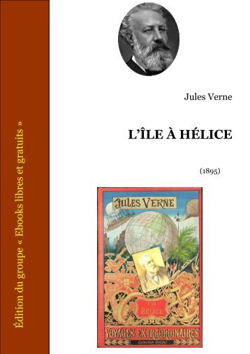 L'ÎLE À HÉLICE - Zvi Har'El's Jules Verne Collection