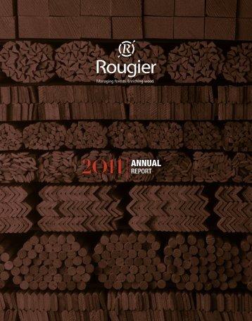 Rougier Corporate Social Responsability Report - IFC