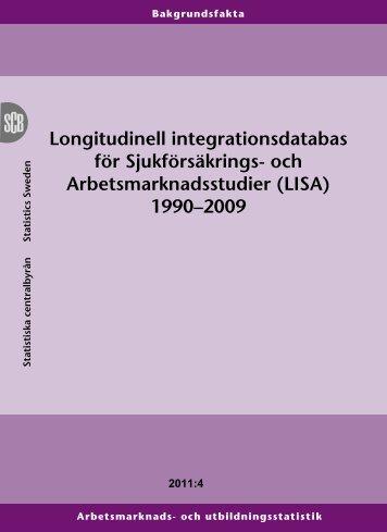 AM förtryck.indd (pdf) - Statistiska centralbyrån
