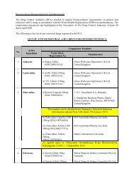 Mesyuarat Jawatankuasa Kerja Bioekuivalens Kebangsaan ... - BPFK
