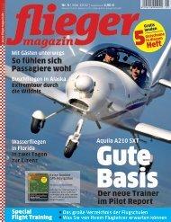 zum Artikel (2.6 MB) - AQUILA Aviation