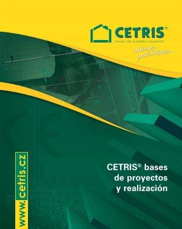 CETRIS® bases de proyectos y realización