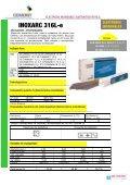 Electrodos revestidos - Cemont - Page 4